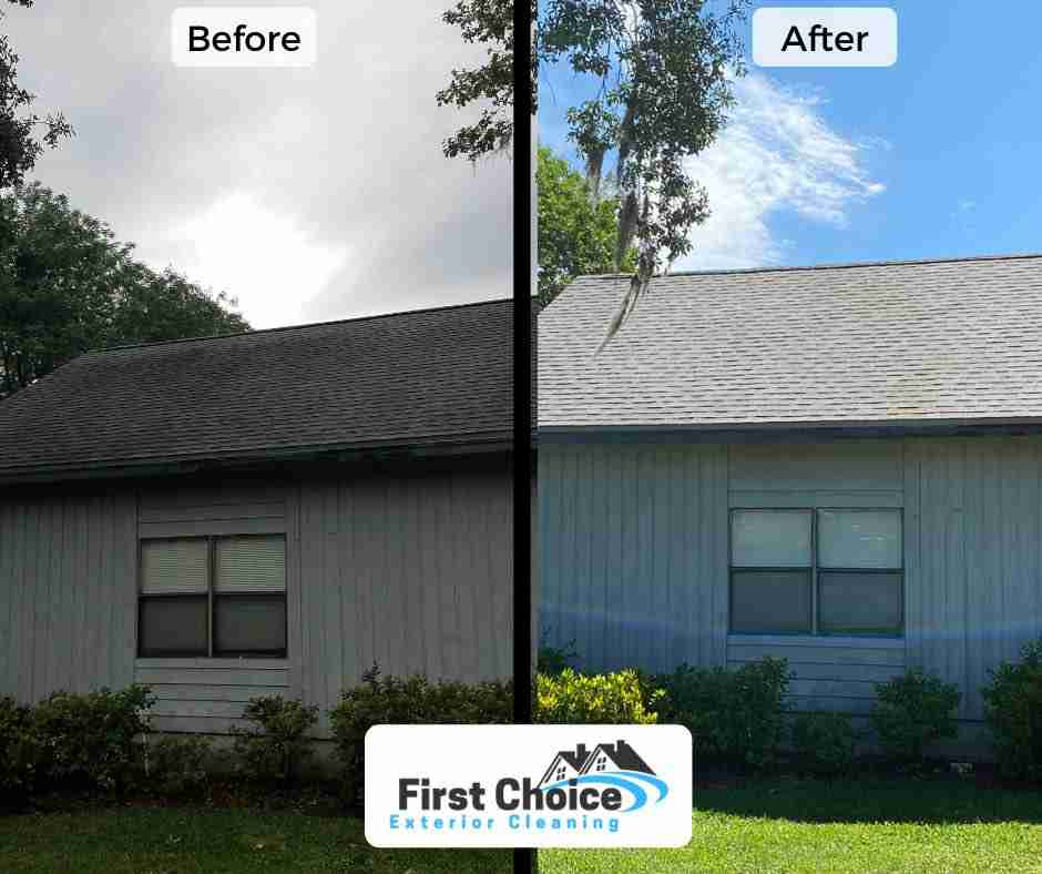 roof cleaning service jacksonville fl
