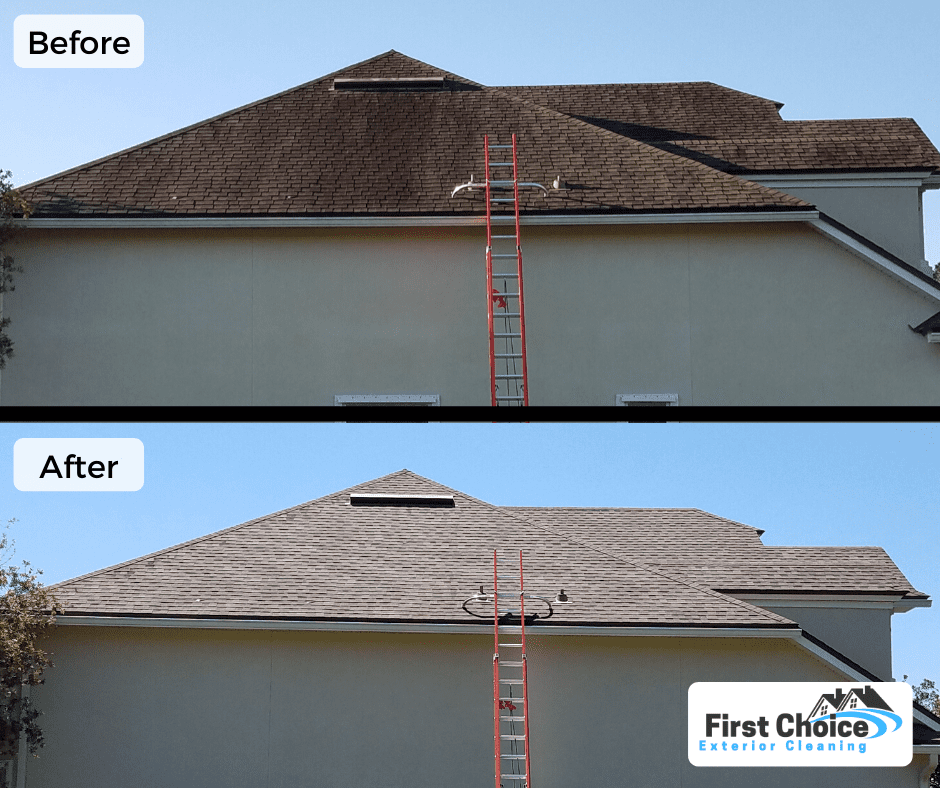 roof cleaning nocatee fl