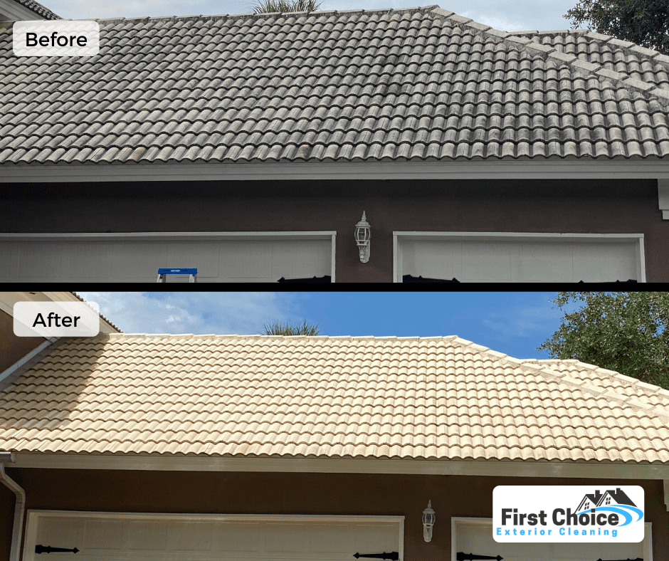 tile roof cleaner ponte vedra beach