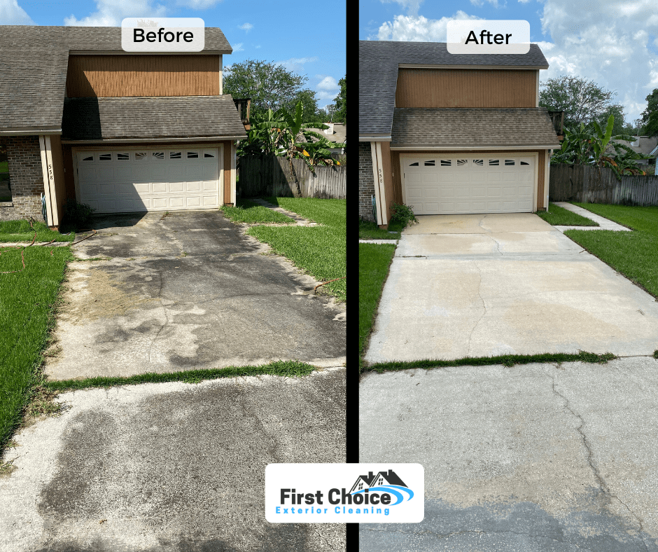 driveway cleaning services jacksonville fl