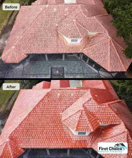tile roof cleaners ponte vedra beach